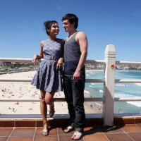 Vanessa à Sydney !!