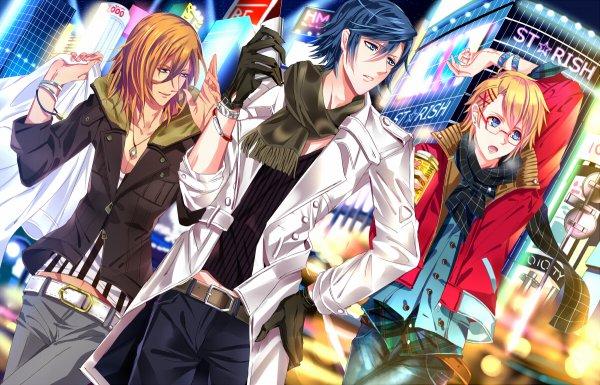 Uta no Prince-sama Maji Love 1000% (hate de voir la saison 2)