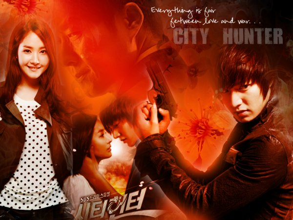 City Hunter (coup coeur)