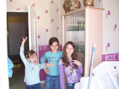 memeline57® présente Charlotte Léa et autre de la famille