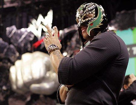 Adresse pour écrire à Rey Mysterio :