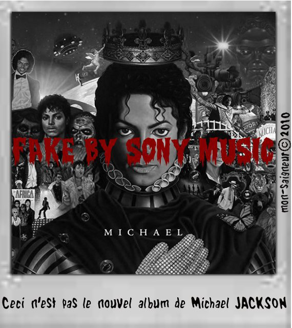 LA HONTE FAKE BY SONY MUSIC