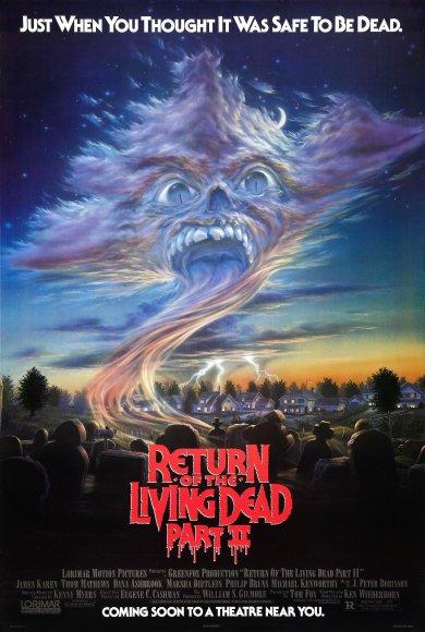 Return of the boring dead