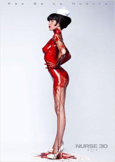 Les femmes en blanc passent au rouge
