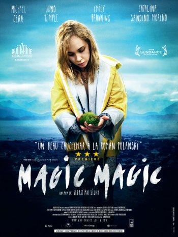 Magic magic...et votre copine d'vient hystérique