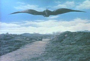 La Chute du (gros) faucon noir