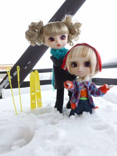 suite du ski