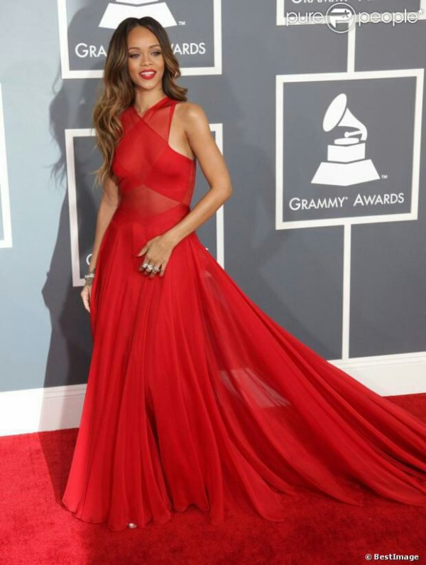 Grammy Awards 2013 (1/2)