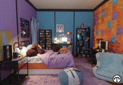 La chambre d'Hayden