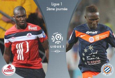 2éme Journée de Ligue 1