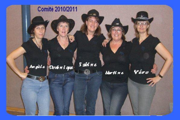 NOUVEAU COMITE SAISON 2010/2011
