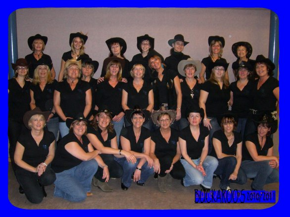 BUCKAROO'S Session 2010/2011