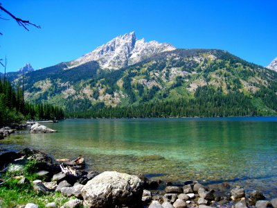 Grand Teton National Park, Wyoming (Partie 1)