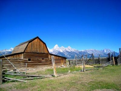 Grand Teton National Park - Wyoming (Partie 2)