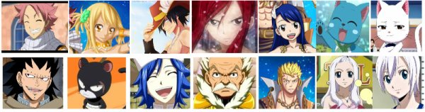 ►  Fairy Tail
