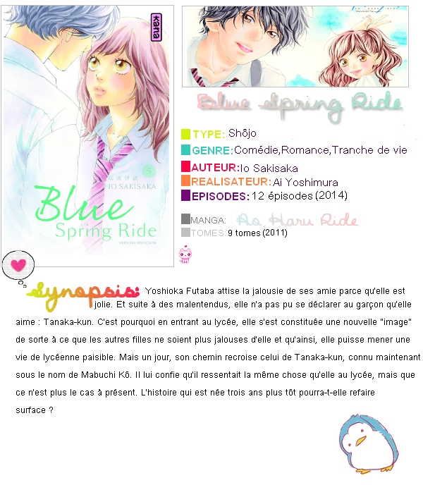 ►Blue Spring Ride