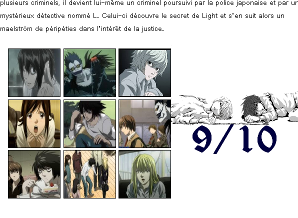 ► Death Note