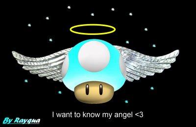 Une autre création : Toad angelique