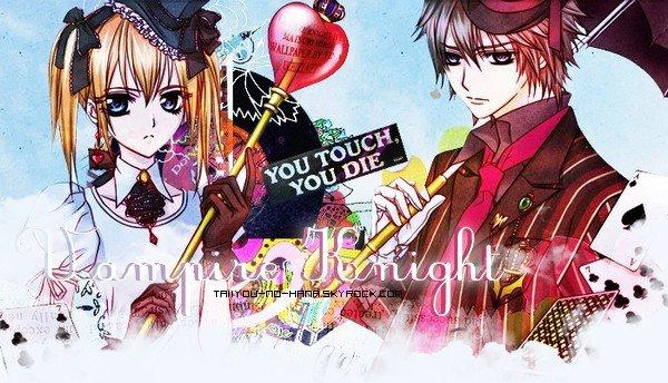 ... ♥ Vampire Knight x3 de HINO Matsuri  [ Romance, Fantastique & Drame ] ...