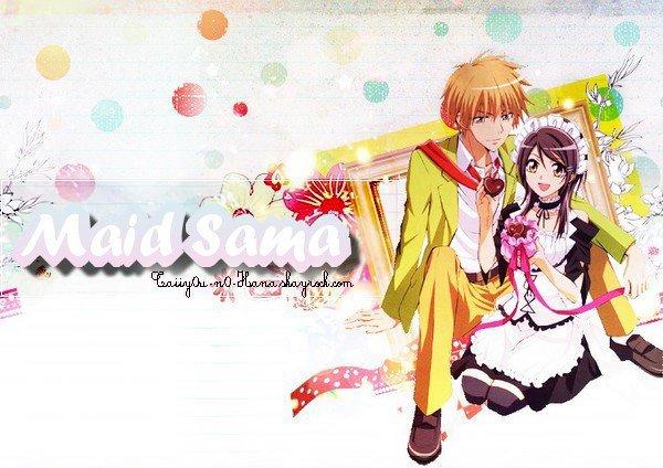 ... ♥ Maid Sama =D de FUJIWARA Hiro  [ Comédie & Romance ] ...