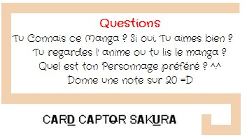 ... Card Captor Sakura de CLAMP [ Magical Girl, Comédie, Romance, Action & Aventure ] ...