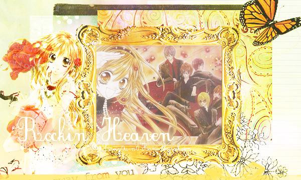 ... ♥ Rockin' Heaven =3 de SAKAI Mayu  [ Comédie & Romance ] ...