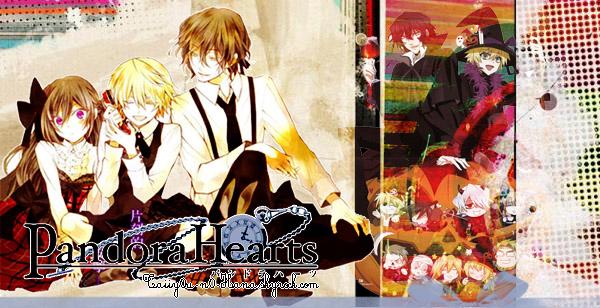 ... ♥ Pandora Hearts =P de Mochizuki Jun [ Aventure et Fantastique ] ...