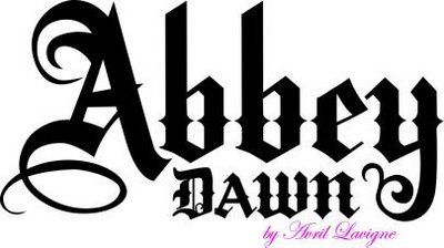 INFO IMPORTANTE !!!! ABBEY DAWN SUR L'INDIEN BOUTIQUE !!!!!