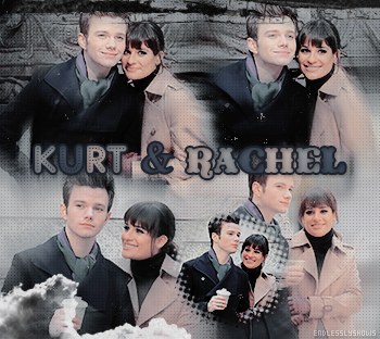Article Amitié || Kurt & Rachel (Glee) «Crazy or not, that kind of love never dies» Klaus.______________________________________.________________Creation_ ~ _Inspi décoration_