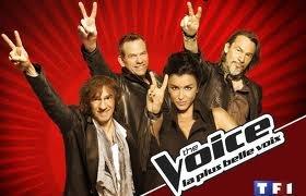 Louis dans The Voice !