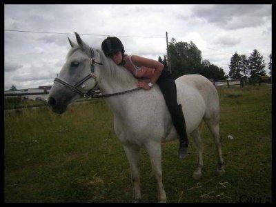 mon cheval gandja é moiii <3<3
