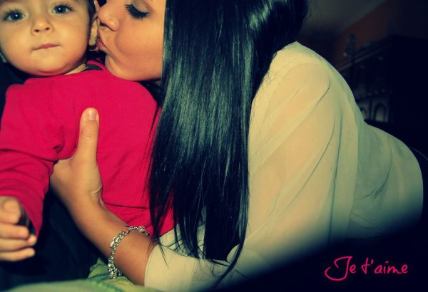 Enzo ; Je t'aime petit frère ! ♥