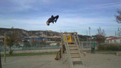 Petit salto =)
