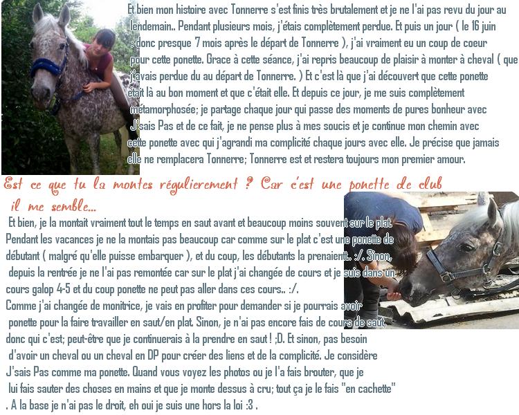 Interview // Article de Julia