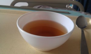 Repas pendant mon hospitalisation