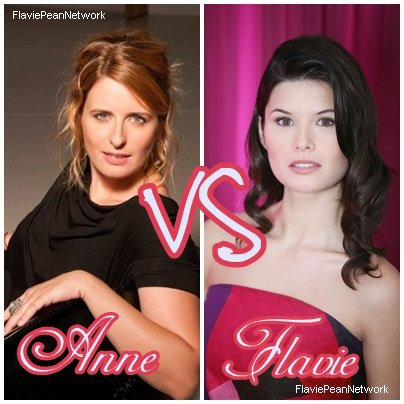 Le Versus sur FlaviePeanNetwork ! :)