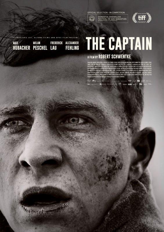 The Captain : L'Usurpateur (2018)