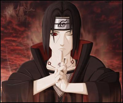 Itachi Uchiha Itachi Uchiha Mugiwara No Luffy Is The