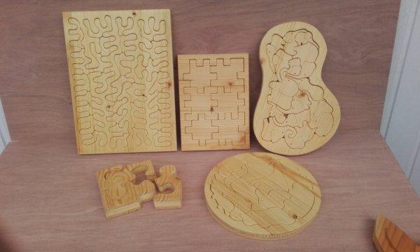 Différents puzzles