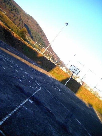 - Rien de mieux que du sport pour s'évader.