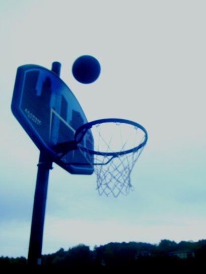 - Le basket, un sport d'avenir. ♥