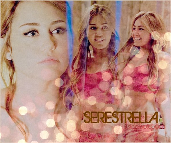 # SERestrella# Bienvenu# Création