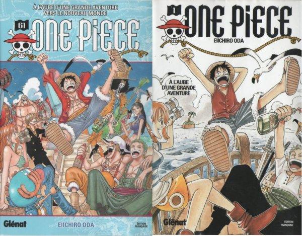 one piece 61 et one piece 1