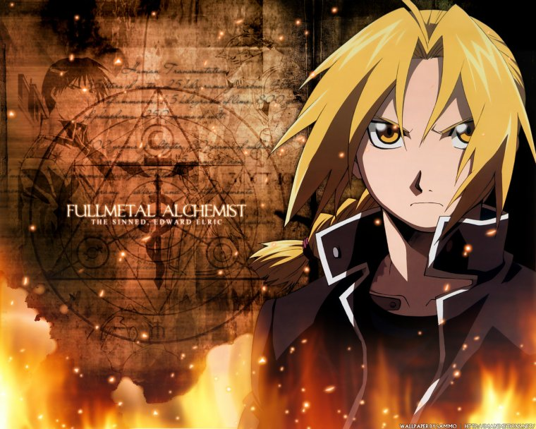 Full Métal Alchemist ( Brotherhood)  ♥
