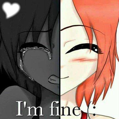 i'm fine je vais bien ..