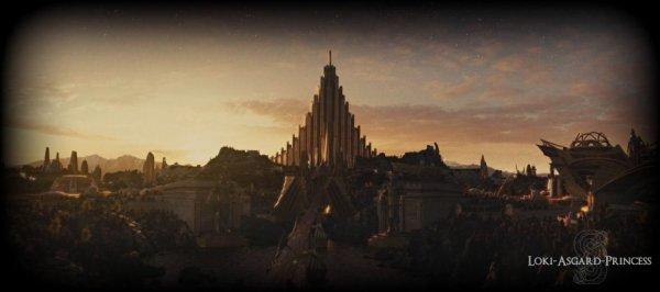 Bienvenue à Asgard !
