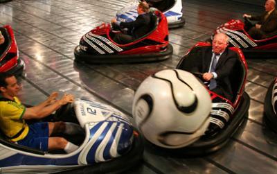 Arena of Football Be Part of It! Europa Park – Parc de