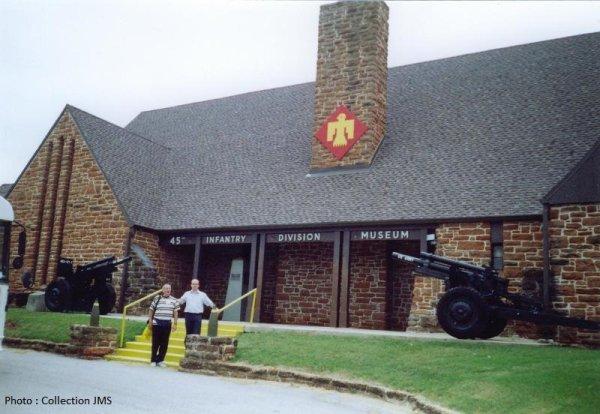 Musée de la 45ème Division - 45th Division museum.