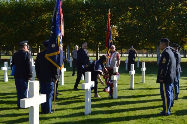 US American Cemetery Epinal