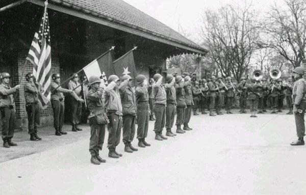 Grandvillers 19novembre - Grandvillers Nov 19.1944